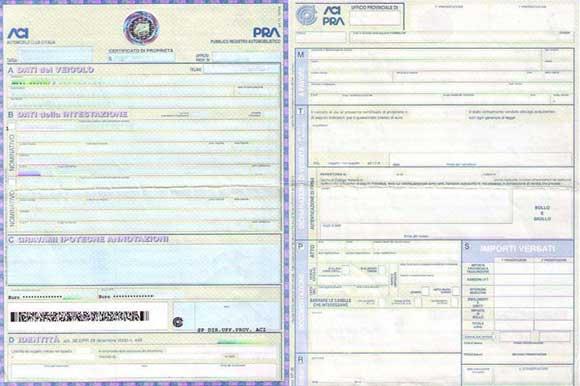assicurazione auto per tre mesi