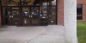 piazzale della scuola