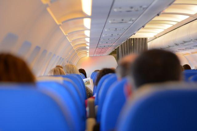 passeggero aereo