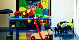 incidente scuola materna