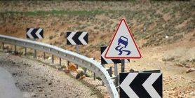 barriera di contenimento stradale