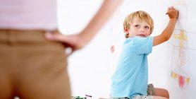 danni causati da un bambino