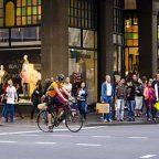 Ciclista investe un pedone: responsabilità e risarcimento