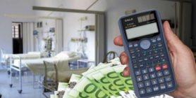 calcolo quanti soldi per danni fisici